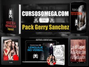 Pack Gerry Sanchez