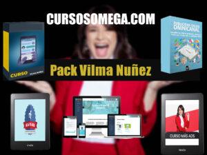 Pack Vilma Nuñez