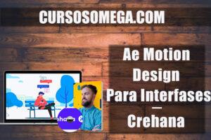 Ae Motion Design para Interfaces