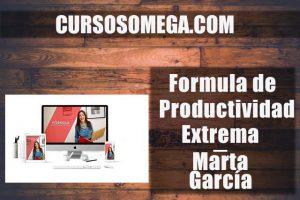 Formula de Productividad Extrema